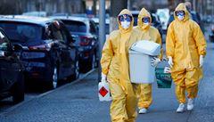 V Německu covid-19 ustupuje, případů nově nakažených za den rapidně ubylo, Španělsko uvolňuje opatření