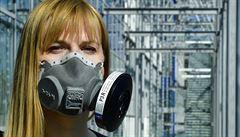 Jak vznikají nové české respirátory a proč jsou výjimečné? Koncept výroby je revoluční, říká Doležalová z ČVUT