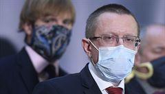 Koncem dubna by v Česku mohl vzrůst počet nakažených až na 15 tisíc. Prioritou je navýšení testování