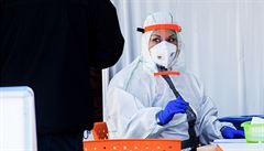 Lidí vyléčených z nového typu koronaviru je v Česku 72, obětí přibylo na 53