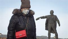 Koronavirus v Rusku: zavádí se QR karanténa. V obchodech je vykoupená pohanka i basebalové pálky