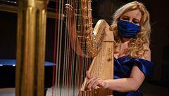 Vážná hudba v obýváku. Česká filharmonie nabídne stream ze svého studia v Rudolfinu