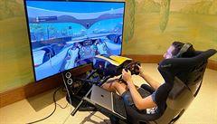 Sportovce baví virtuální zápolení. Nemohou zápasit, tak si poměřují síly hraním her. A fanoušci to vítají