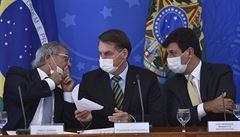 Přes 1000 mrtvých za den. 'Tropický Trump' Bolsonaro ignoruje rady expertů, Brazílie má třetí nejhorší bilanci světa