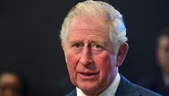 Princ Charles se vyléčil z koronaviru a opustil izolaci, průběh nemoci byl mírný