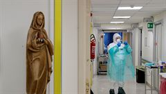 FN Brno musela uzavřít jedno lůžkové oddělení kvůli koronaviru, nakazilo se tam několik zdravotníků