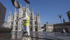 V Itálii přibylo za den 837 obětí, nakažených koronavirem je v zemi téměř 106 tisíc