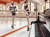 'Protančíte tím s námi?' ptá se balet Národního divadla. Nabízí motivující videa z tréninků
