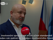 legalTV.cz: Může insolvenční správce zpochybnit vklad majetku do svěřenského fondu?