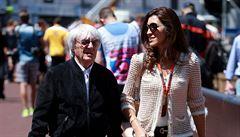 Ecclestone je v 89 letech počtvrté otcem, poprvé se bývalému šéfovi F1 narodil syn