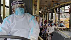 Rusko hlásí podezřele nízký počet úmrtí s koronavirem. Španělsko má 39 obětí za sedm dní