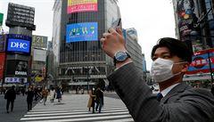 Nové případy koronaviru hlásí Japonsko, Thajsko a Singapur. Počet nakažených stoupá i na Filipínách