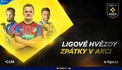 Liga pokračuje, ale formou esportu. Kopic, Beneš a spol. změří síly ve videohře FIFA 20