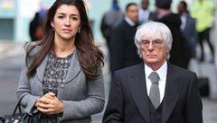 Nestárnoucí Ecclestone bude v 89 letech znovu otcem. Bývalý šéf F1 měl dost času 'trénovat'