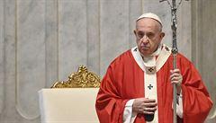 Obtížná a smutná práce. Papež vyzdvihl zaměstnance pohřebních služeb, mluvil i o bezdomovcích a migrantech