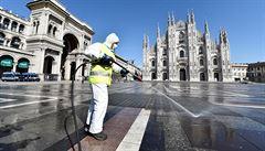 Obyvatelé italských měst dostanou kvůli epidemii peníze na kolo. Cílem je omezit možnost nákazy v hromadné dopravě