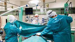 Ministerstvo snížilo údaj o počtu hospitalizovaných s koronavirem. Někteří pacienti mají jiné choroby