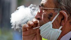 Před Movemberem přichází Stoptober. Britové opět vyzývají k odložení cigaret, v době pandemie se jim to daří