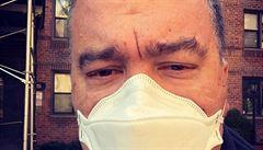 'Zažíváme 11. září stále dokola.' Záchranář z New Yorku popisuje běžný den během pandemie