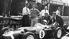 Nejlepší jezdec formule 1, který nezískal titul mistra světa. Zemřel Stirling Moss, bylo mu 90 let