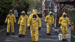 USA hlásí smutný rekord v počtu úmrtí na koronavirus. Ve Španělsku nových případů v posledních dnech ubylo