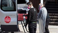 V pečovatelském domě v Montrealu zemřely desítky seniorů poté, co kvůli koronaviru odešli zaměstnanci