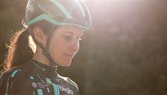 Být na sebe hrdá. Parťačka Noskové odhodila cyklistický dres a stala se lékařkou pacientů s koronavirem
