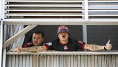 Výlet na zápas vyšel draho. Kolumbijští fanoušci uvízli v Argentině, přes zavřené hranice nemohou domů