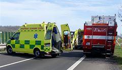 Policie obvinila řidiče z usmrcení z nedbalosti. V kamionu na Teplicku zabil tři silničáře