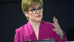 Pandemie vyostřila vztahy mezi Skotskem a Anglií. Nacionalistickou premiérku podporuje stále více Skotů