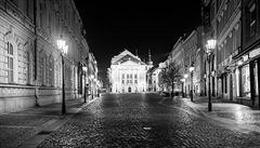 Jak Stavovské divadlo od Němců převzali čeští herci. Jednou z premiér ND bude i inscenace Lid versus Kramer
