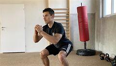 Jak efektivně cvičit doma? Inspiraci najdete v plánu od fitness trenéra Jágra