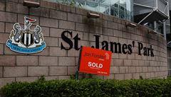 Petrodolary, které smrdí. Newcastle United mají koupit kritizovaní boháči ze Saúdské Arábie