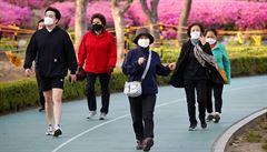Jižní Korea nastínila plán pro postpandemický návrat do normálu. Přechodné období může trvat až dva roky