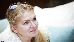'Milošovi je dobře, normálně žijeme.' Martina Formanová o rodinném životě i nové knize