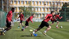 Fotbal v Česku může začít 25. května. Pokud LFA uspěje, mohlo by se hrát i v červenci