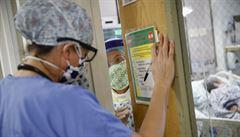 WHO nadále doporučuje roušky. Situace kolem nákazy koronavirem je v Evropě nadále vážná