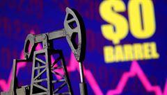 Cena ropy Brent klesla pod 16 dolarů, je nejníže za posledních 21 let