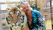 Joe Exotic v dokumentární sérii Tiger King.