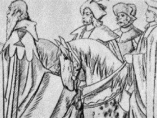 Příchod husitské delegace do Basileje vyvolal senzaci: To jsou ti, před nimiž se třese půlka Evropy