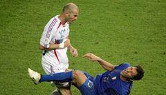 KOMENTÁŘ: Materazziho pozdní slova pokání za cílené vyprovokování Zidaneho ve finále MS 2006