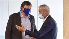 Kauza Vidkun pokračuje kvůli koronaviru za zavřenými dveřmi. Obžalovaný Kyselý nedorazil