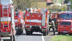 Na Mladoboleslavsku hořel mlýn. Škoda se vyšplhá do milionů korun