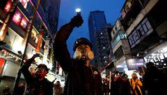 Čína: V Hongkongu nebude klid, dokud nezmizí násilní demonstranti. Označila je za 'politický virus'