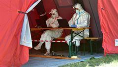 V úterý v Česku s nemocí covid-19 nikdo nezemřel. Počet nakažených se zvýšil o 48