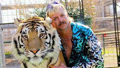 Smutná dohra pro Pána tygrů. Zoopark Joea Exotica nakonec připadl jeho sokyni