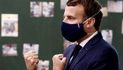 Macron vytáhl do boje proti islamismu. Snaží se odstřihnout domácí muslimy od zahraničního vlivu