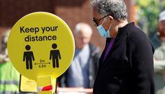 Britská centrální banka čeká kvůli pandemii nejhlubší propad ekonomiky za 300 let