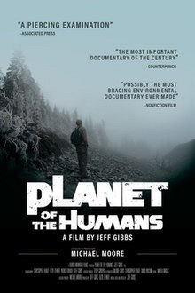 Režie Jeff Gibbs, produkce Michael Moore, Planet of the Humans.