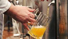 Malé pivovary objevují sklo. Bez lahví by nestíhaly uspokojit zájem